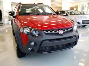 Fiat Strada 1.6 Adventure Anticipo Minimo $74.000