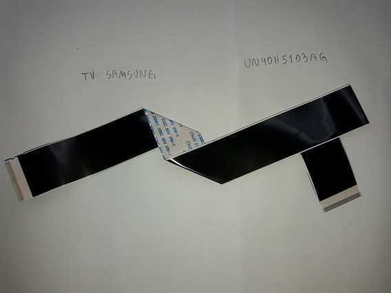 Cabo Flat Do Display Lvds Bn96-33236q Tv Samsung Un40h5103ag