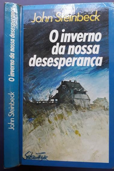 O Inverno Da Nossa Desesperança - John Steinbeck - 1986
