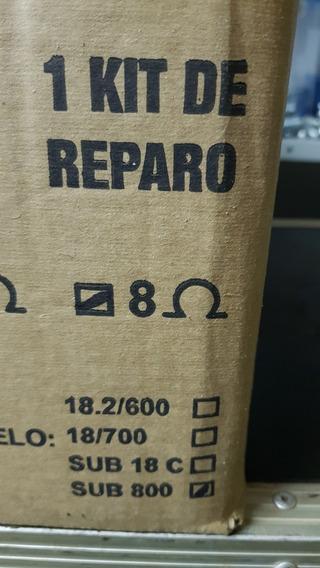Kit Reparo Original Sub800 Oversound