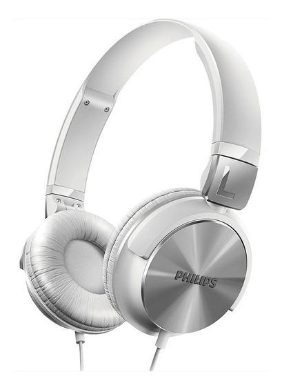 Fone De Ouvido Philips Auricular Shl3060wt-00 Branco Usado