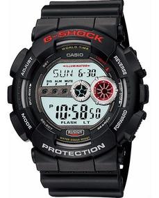 Relógio Casio G-shock Gd-100-1adr - Original Nota Fiscal