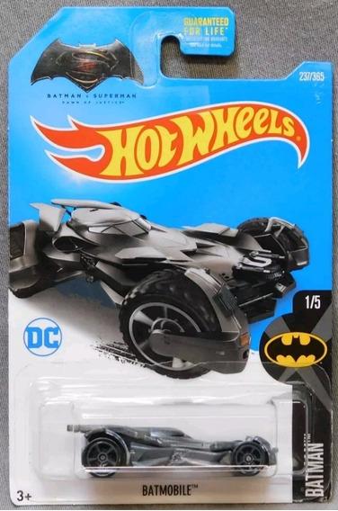 Dc Hot Wheels 2017 Batman X Superman Coleção