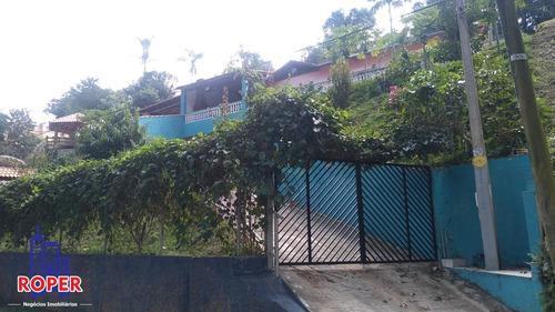 Linda Chácara De 1012 M² Com Escritura À Venda No Condomínio Cinco Lagos Em Mairiporã, São Paulo - Ch00970 - 69396223
