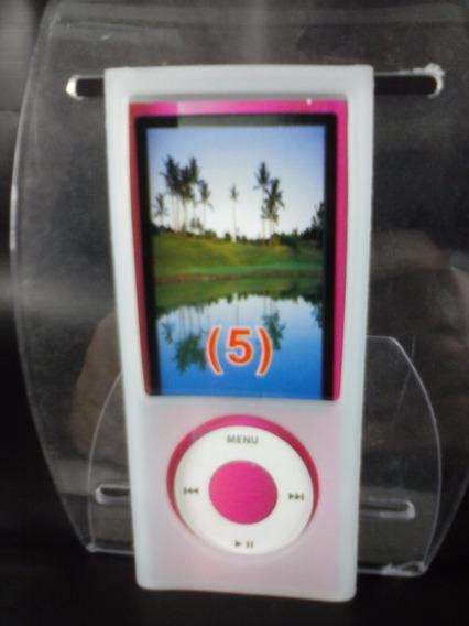 Capa Silicone Gelo Nano 5 5º Geração Apple iPod