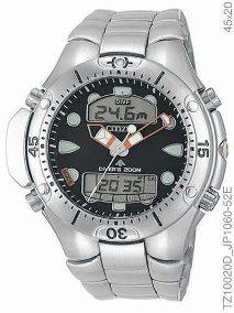 Relógio Citizen Aqualand Promaster Jp1060-52e Original