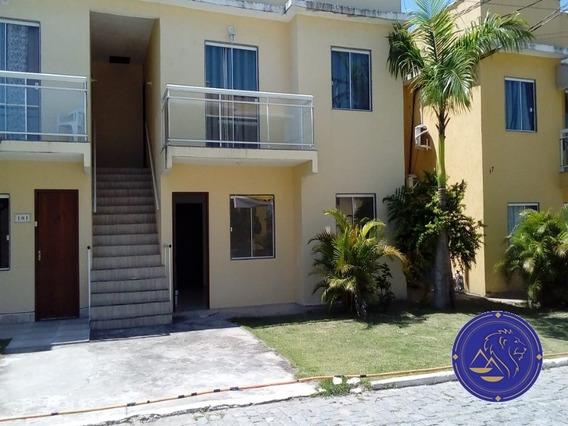 Apartamento Com 2 Quartos Em Bacaxá- Bicuíba - Saquarema - Rj - Ap00059 - 34467424