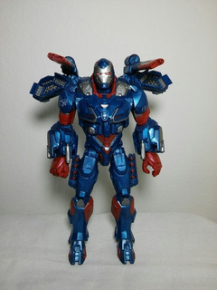 Figura Iron Patriot Marvel Legends Wave Thor Endgame Hasbro