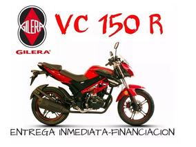 Moto Gilera Vc 150 R 2017 0km