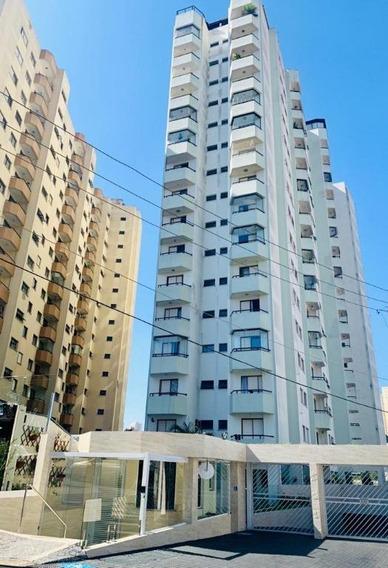 Apartamento Com 2 Dormitórios Para Alugar, 82 M² Por R$ 2.500/mês - Vila Rosália - Guarulhos/sp - Ap0456