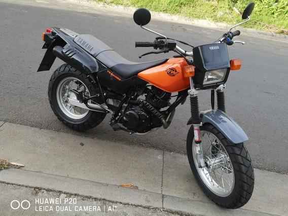 Yamaha Tw 125, Se Vende O Se Cambia Por Moto De Mayor Valor.