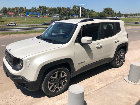 Nueva Jeep Renegade Longitude At 2019 1.8 4x2 2019 Vtasweb
