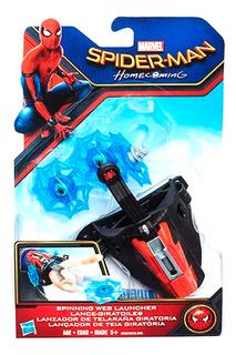 Spiderman Lanzador De Telarañas