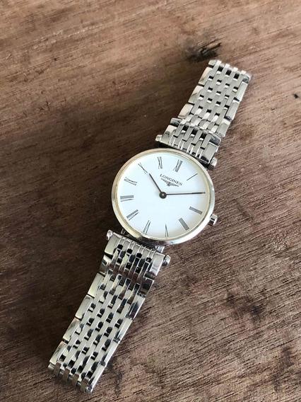 Reloj Longines Le Classique Acero Dama L4.209.4 Auténtico