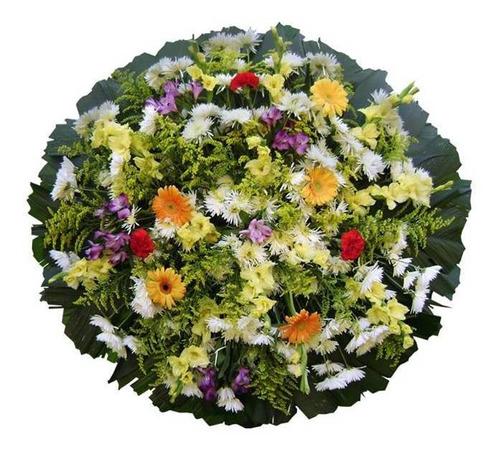 Coroa De Flores Funeral Morumbi