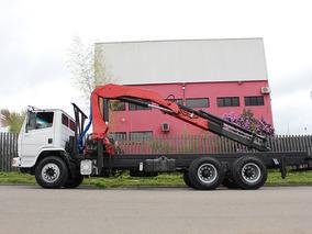 Truck Mb 2726 Traçado - Madal 23 4h/2m