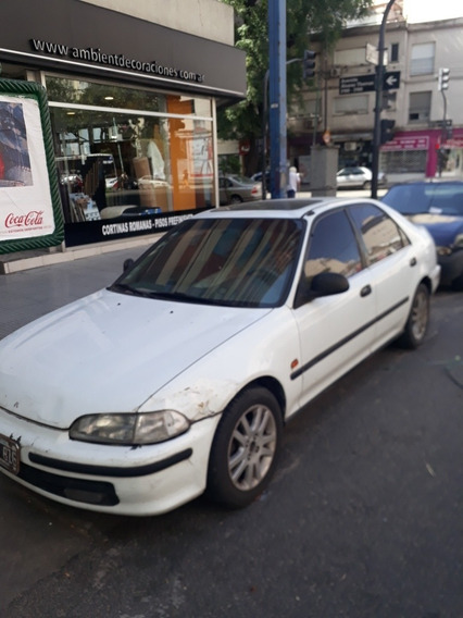 Honda Civic Ex 1.5 Doc