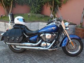 Kawasaki Vulcan 900 Clasic 2013 O Permuto Solo X Auto.divina