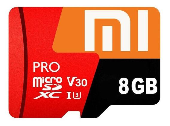 Cartao De Memoria Xiaomi 8g
