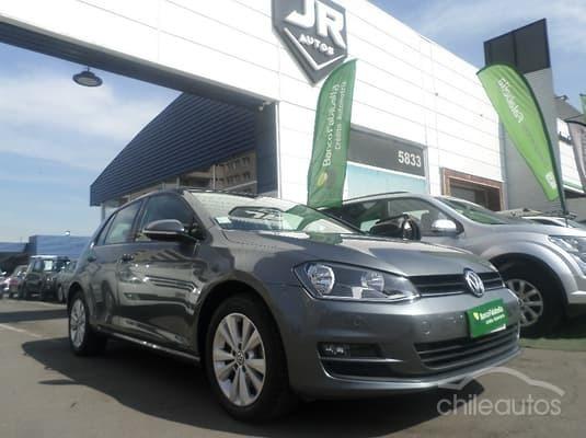 Volkswagen Golf 2017 1.6 At