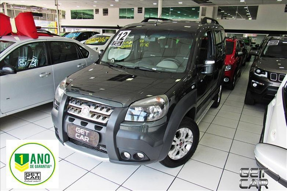 Fiat Doblò Doblo 1.8 Mpi Adventure 16v Flex 4p Manual