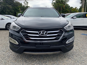 Hyundai Santa Fe 2013 Negra Full Especial