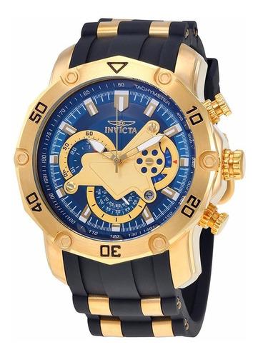 Reloj Invicta Pro Diver Cronógrafo Hombre 50mm 23426