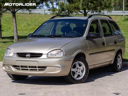 Imagen 1 de 14 de Chevrolet Corsa Classic Wagon 1.6 | Permuta / Financia