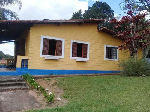 Imagem 1 de 13 de Chácara Em Condomínio De Alto Padrão Cod:954