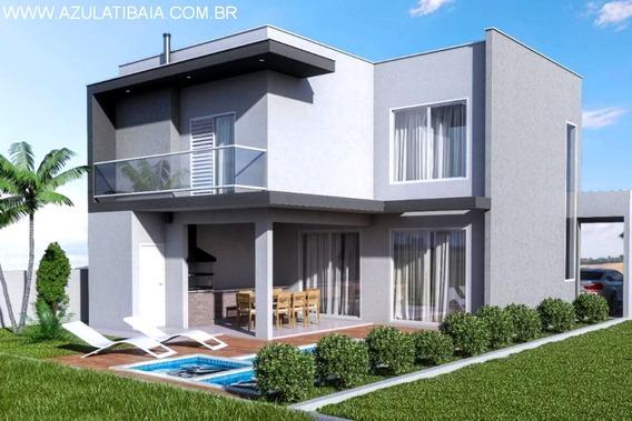 Casa A Venda Em Atibaia Terras De Atibaia, 4 Dormitórios - Ca00485 - 34293166