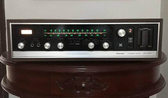 Amplificador Sansui Qr 1500, 4 Canales, Cuadrafónico.