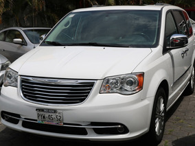 Chrysler Town & Country 3.6 Limited 2016