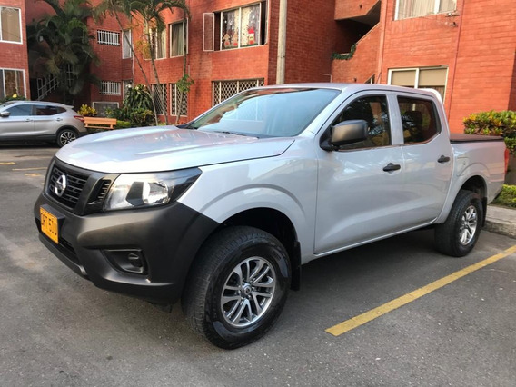 Nissan Frontier Np 300 Mt 2.5 Dc 4x2 Aa 2ab Abs