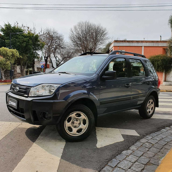 Ford Ecosport 1.6 My10 Xl Plus Mp3 4x2 Dissano Automotores