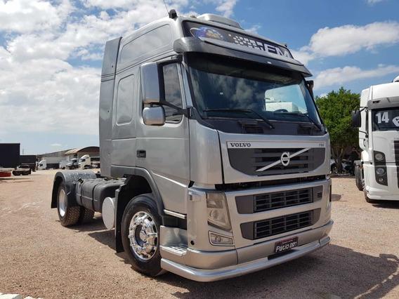 Caminhão Volvo Fm 370 2011 4x2 Globetrotter Ishift