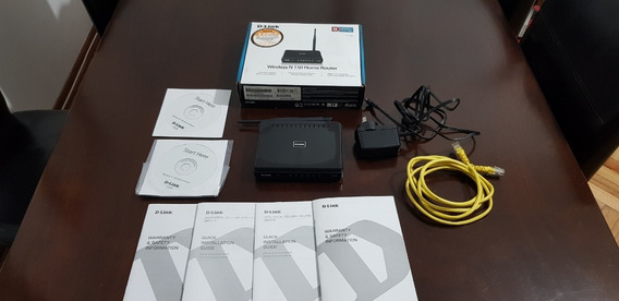 D-link Router Inalambrico 150 Mbps - Dir600