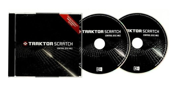 Timecode Cd Traktor Scratch Pro Mk2 Native Instruments