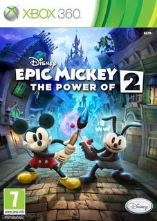 Disney Epic Mickey 2 Xbox 360   Xbox 360 Digital