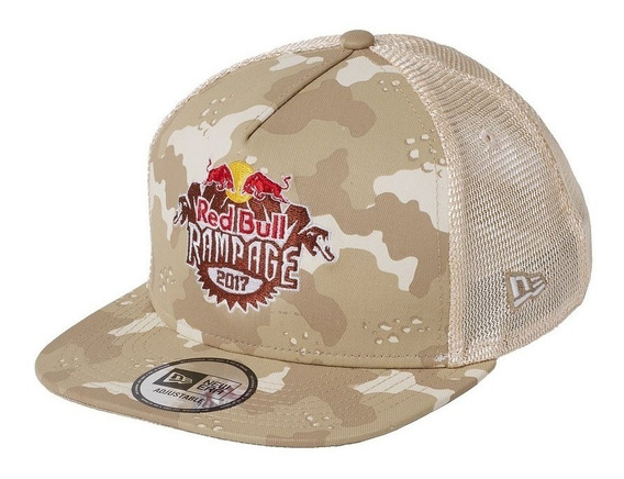 Gorra Red Bull Rampage New Era 100% Original