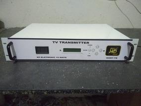 Transmissor Tv Digital 10 Wats Uhf Isdb-tb