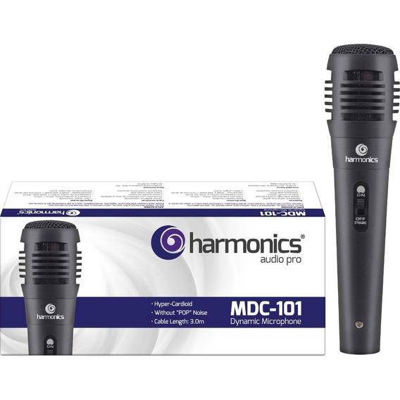 Microfone Com Fio Infantil P/ Karaoke De Excelente Para Voz