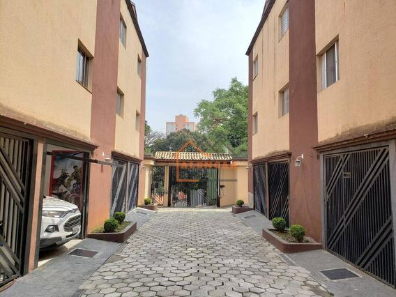 Sobrado Com 2 Dormitórios À Venda Por R$ 240.000,00 - Itaquera - São Paulo/sp - So0133