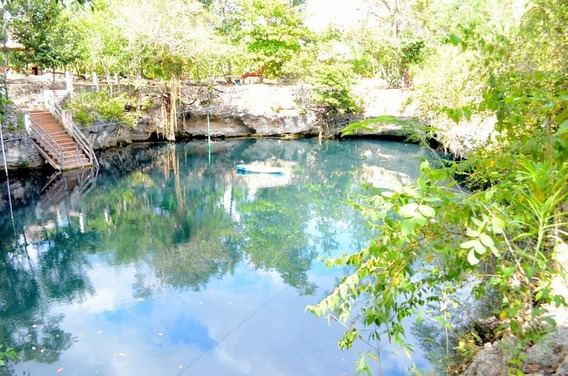 Terrenos Ruta De Los Cenotes Facilidades $250,000 Pesos