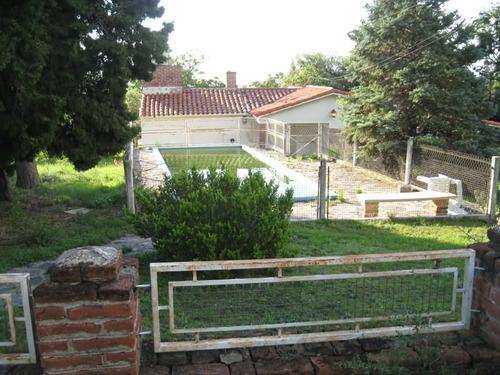 Casa En Villa De Merlo, San Luis. Excelente Oportunidad.