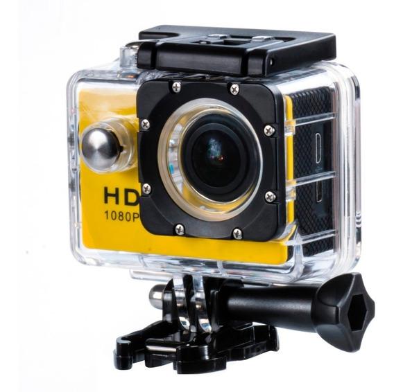 Câmera Go Pró Ultra Hd 4 K Câmera De Ação A Prova D
