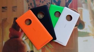 Tampa Traseira Carcaça Cores Para O Lumia 830 Original