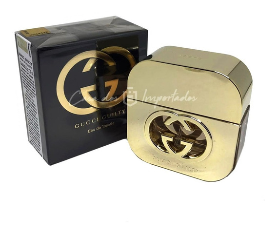Gucci Guilty Eau De Toilette 30ml Feminino + Amostra