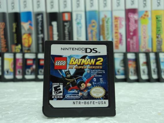 Lego Batman 2 Dc Super Herdes - Nintendo Ds - Em 12x S/juros