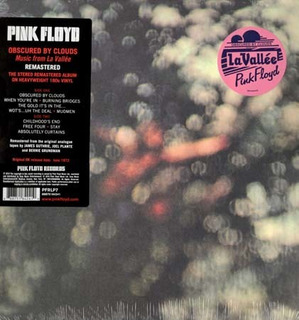 Vinilo - Obscured By Clouds - Pink Floyd