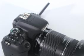 Lente Canon 18-135 Com Garantia 3 Meses